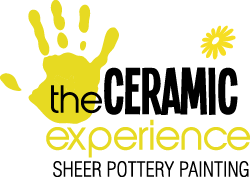 The Ceramic Experience - Sheer Pottery Painting